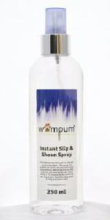 «WAMPUM» Instant slip & sheen spray