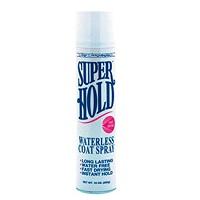 Super Hold Waterless Coat Spray: Лак супер-сильной фиксации
