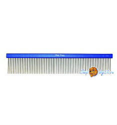 C-101 Comb Blue Aluminium Handle