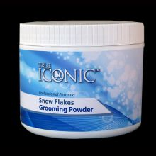 Snow Flakes Grooming Powder
